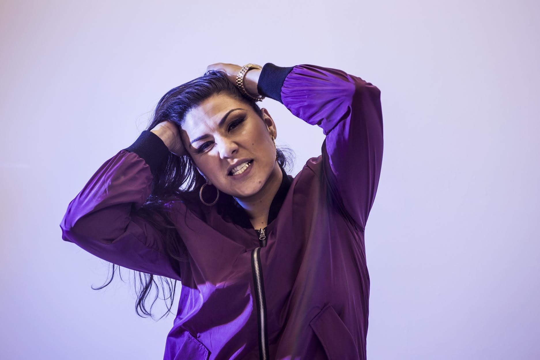DJ Carisma - Photo by Uriel Sanchez Styled by LilFresh Sam