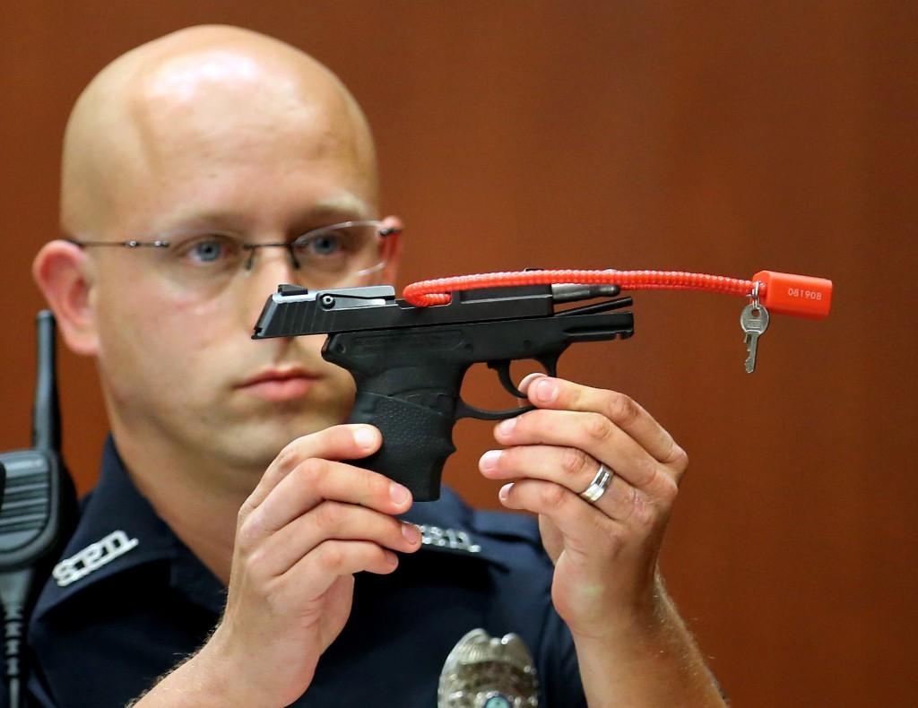 Martin Zimmerman Gun Sale