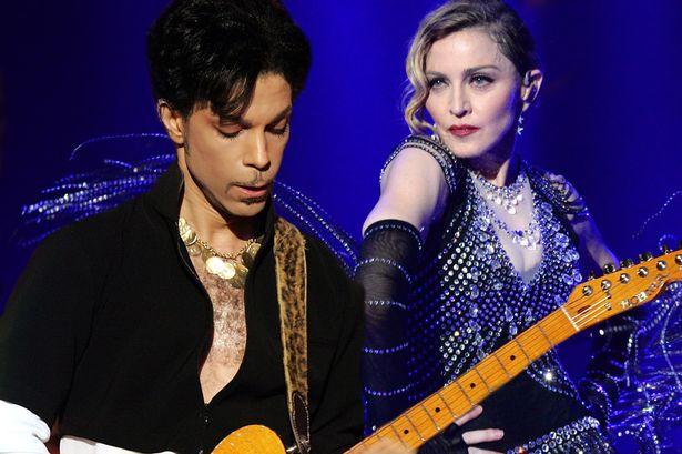 Prince Madonna Main