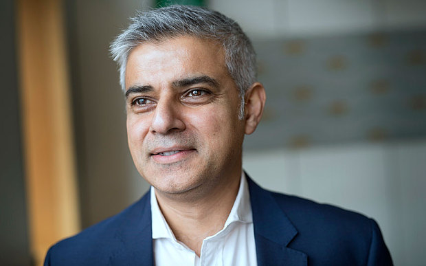 London Elects Sadiq Khan As Its First Muslim Mayor | The ... Sadiq Khan