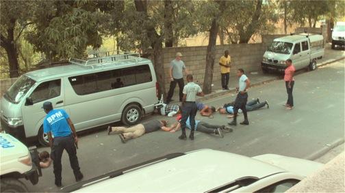 Tim Arrest Haiti