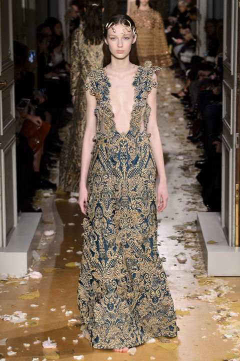 hbz couture spring  valentino