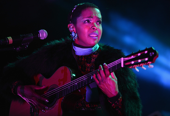 Lauryn Hill In Concert - Portsmouth, Virginia