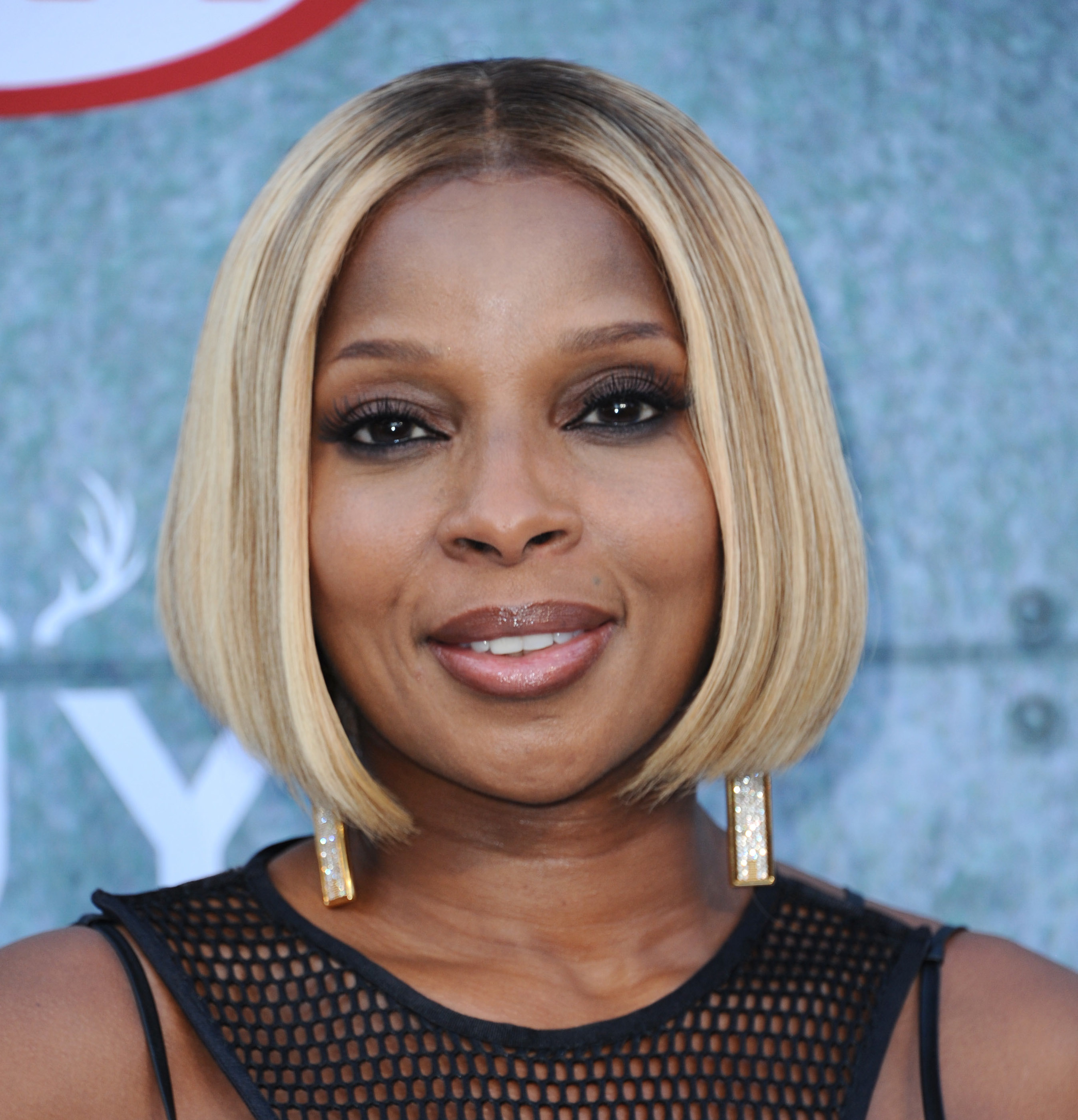 Mary J. Blige attends the 2015 Spike TV's Guys Choice Awards at Sony Studios on Saturday, June 6, 2015, in Culver City, Calif. (Photo by Richard Shotwell/Invision/AP)