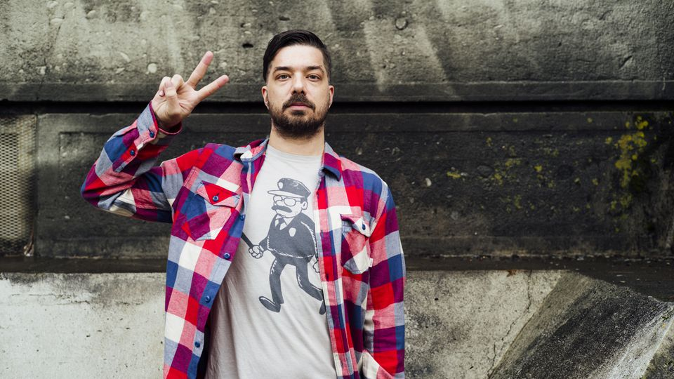Happy Birthday Aesop Rock!