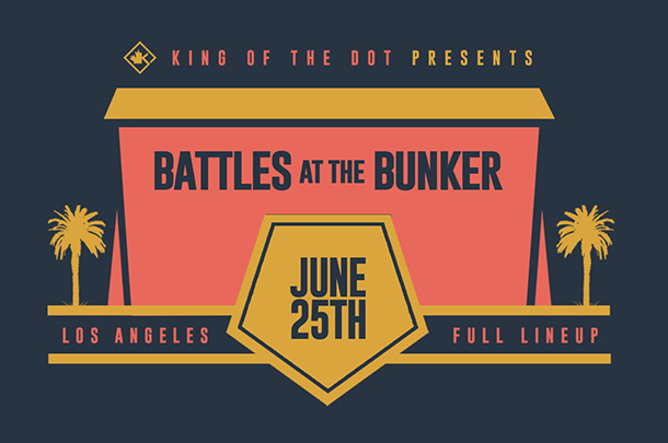 Battles At The Bunker cover update