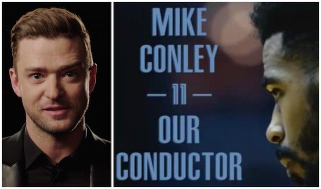 Justin Timberlake - Mike Conley