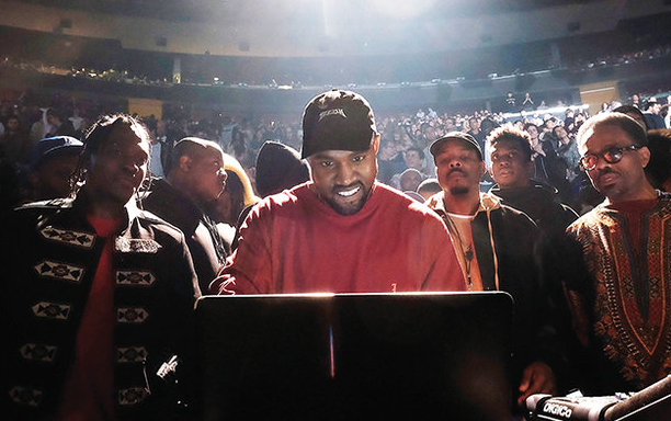 Watch The Trailer For Kanye Wests First Game