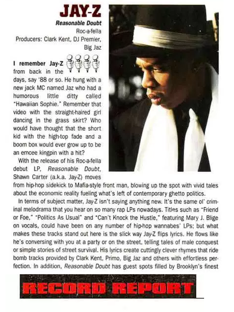 Read the 1996 source review of jay zs reasonable doubt dropped screen shot 2016 06 25 at 124612 pm malvernweather Choice Image