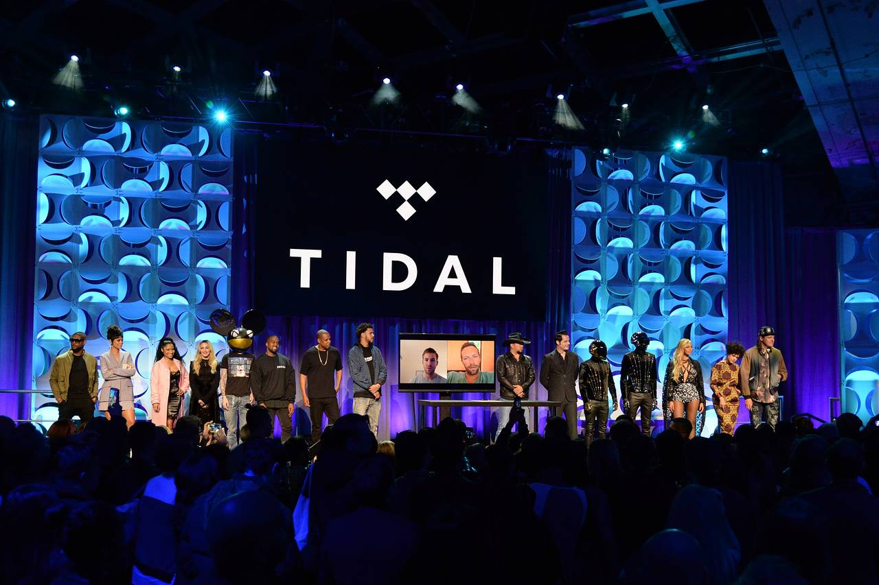 TIDAL thesourcee