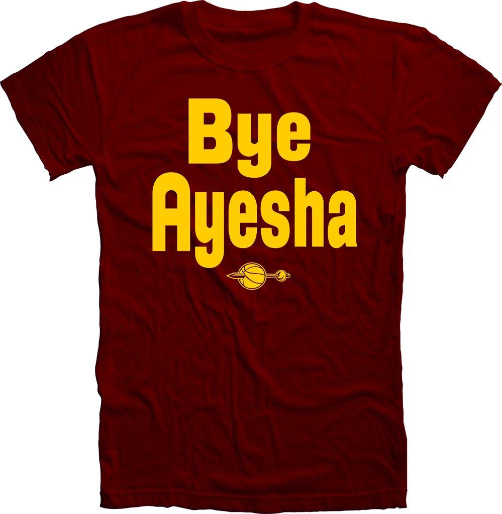 bye ayesha
