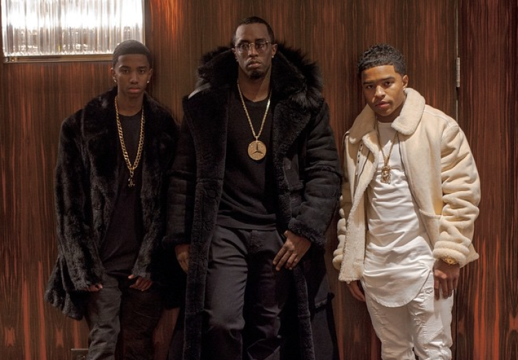 The House That Puff Daddy Built The Combs Brothers Take Over The