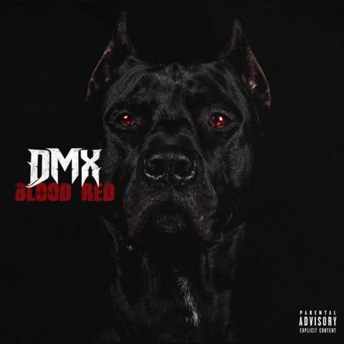 dmx blood red