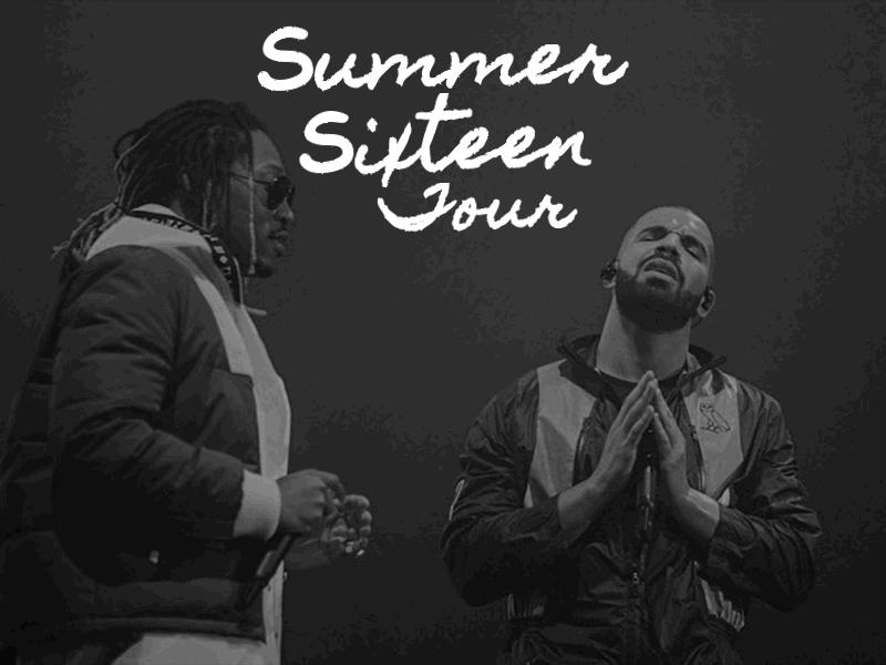 Drake concert dates