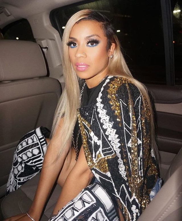 Keyshia Cole Style Fashion