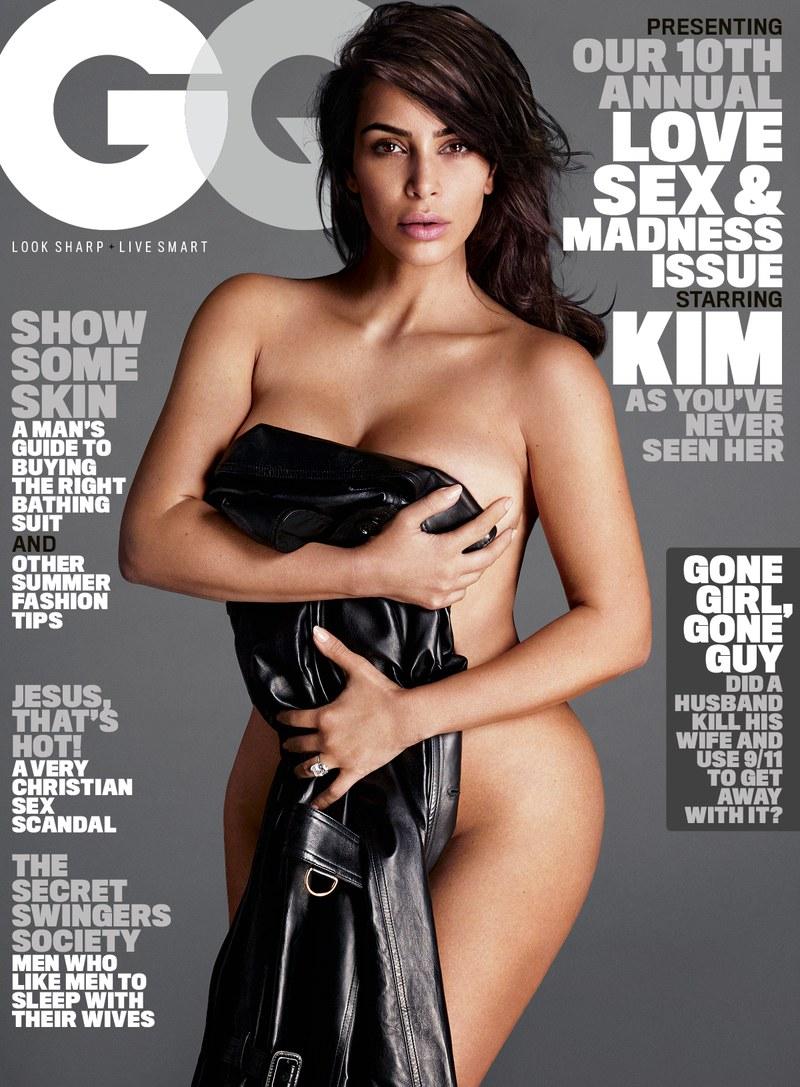 kk gq  cover