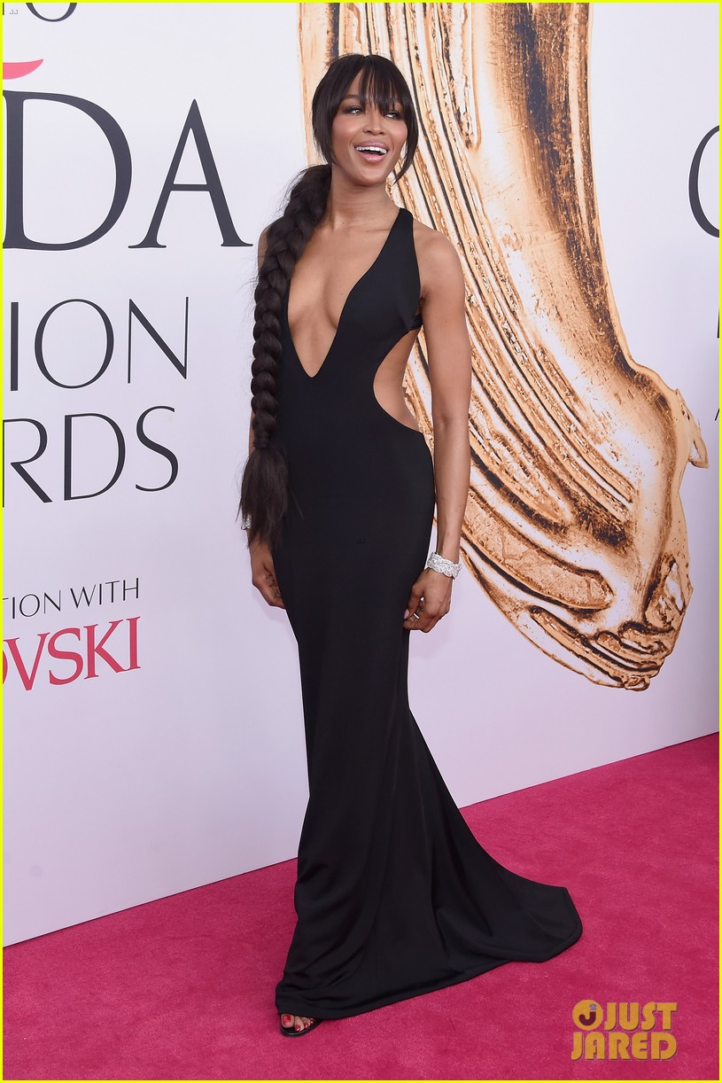 naomi campbell is a braided beauty  cfda