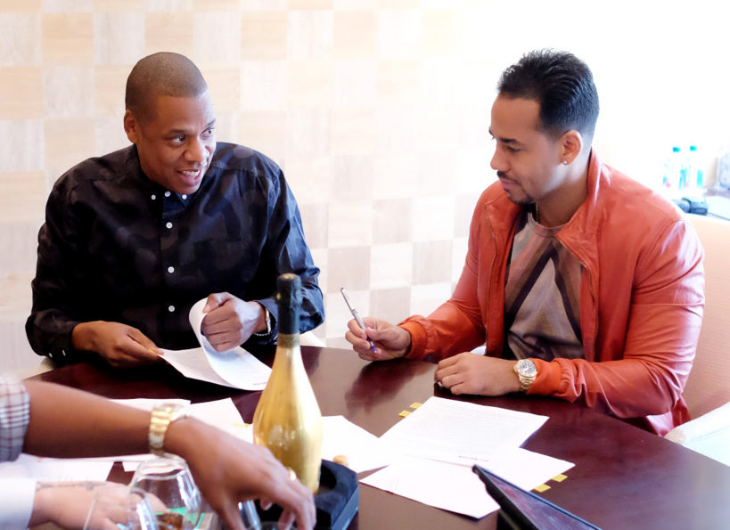 JAY Z Launches Roc Nation Latin, Names Artist Romeo Santos CEO | The
