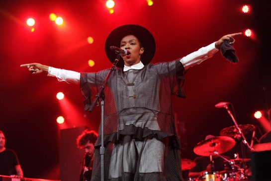 Lauryn Hill Puts On Incredible Performance At Halifax Jazz Festival