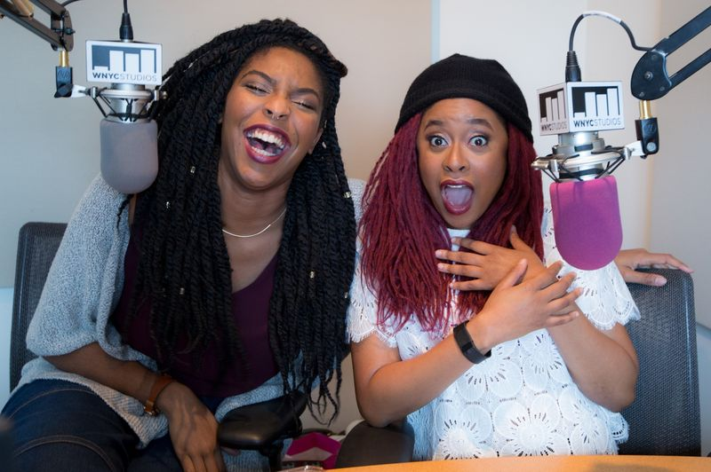 Podcast 2  >> The Brilliant 2 Dope Queens Podcast Ends Successful First Season
