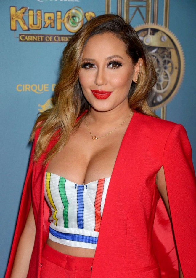 Adrienne Bailon Fashion