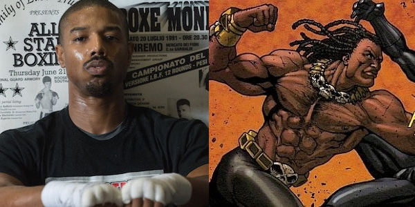 Michael B Jordans Role In The Upcoming Black Panther