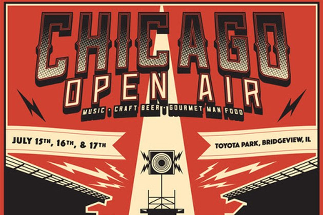 man dies after falling two stories at chicago open air music