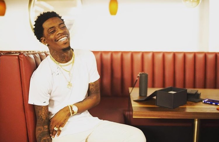 """Listen to """"Smile,"""" The Latest Track From Rich Homie Quan"""