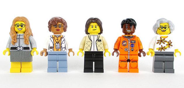 lego, women of nasa
