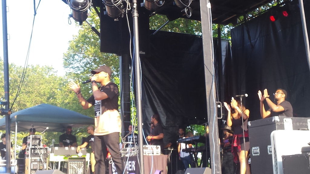 Kid N Play, Ginuwine & More Perform Free Concert For Queens