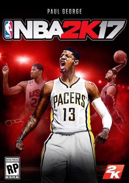 NBA K cover art