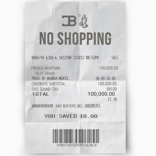The Source Listen To French Montana S New Single No Shopping Featuring Drake
