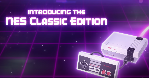 Lock your wallet up before watching this nostalgic NES Classic Edition trailer