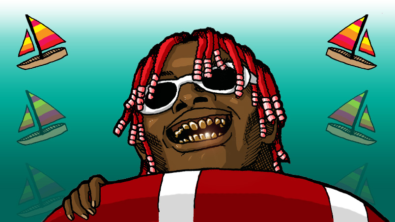 Sink Or Swim Deciphering The Artist That Is Lil Yachty The Source