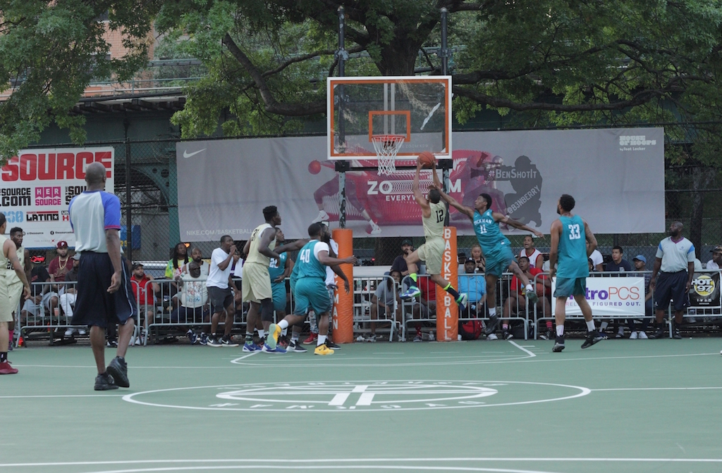 Team Kemba vs Final Four - 3
