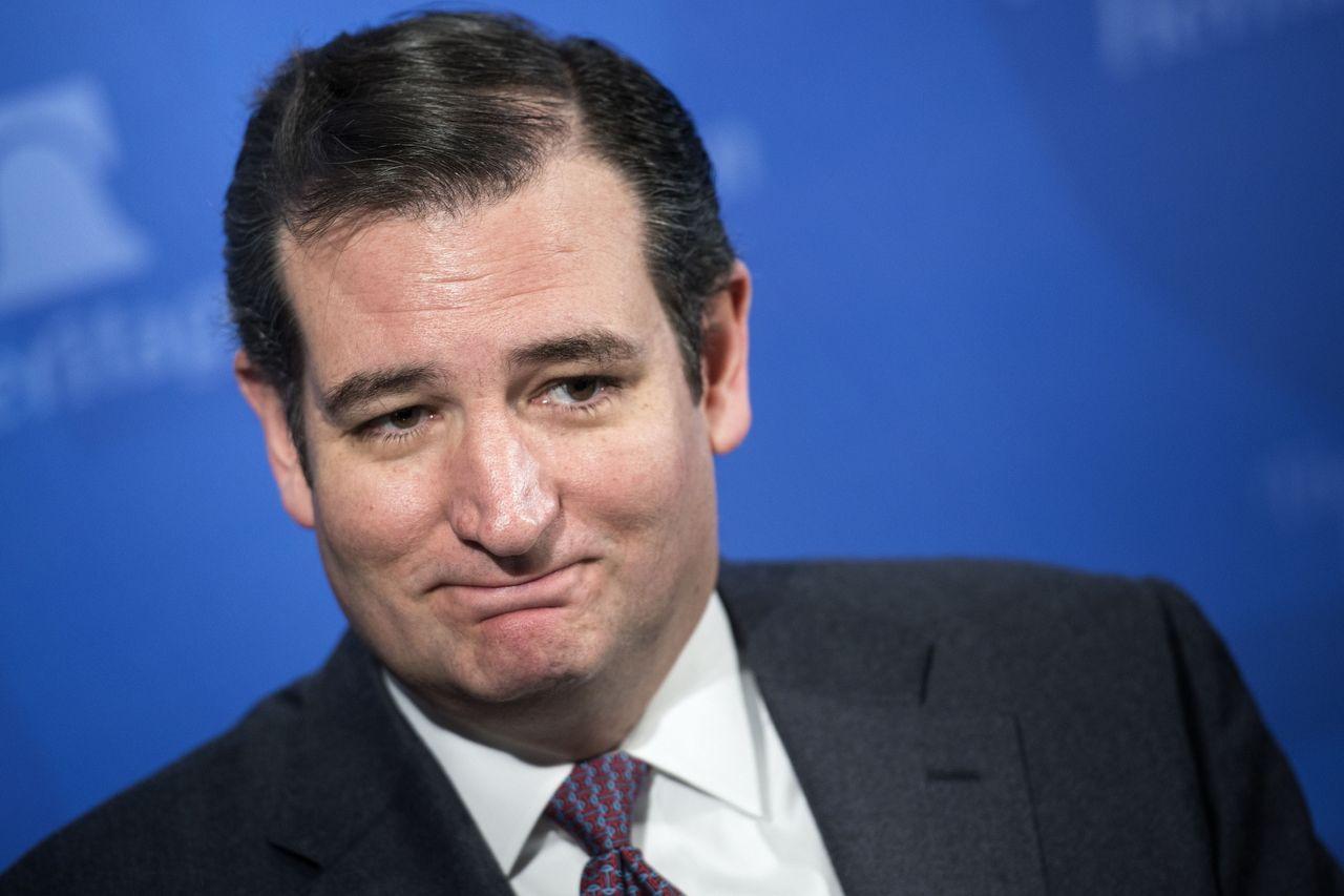 Ted Cruz Refuses