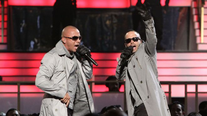 WISIN Y YANDEL NO SPLIT