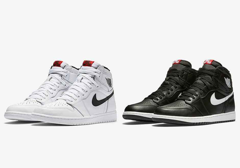 "new concept 588cf 5d2f0 ""Ying-Yang"" Air Jordan 1 Set To Drop in August"