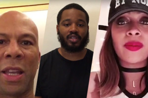 black hollywood makes my life matters videos to support blacklivesmatter