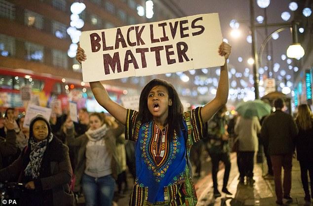 black lives matter lol