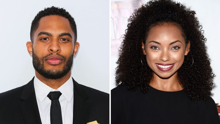 brandon bell logan browning split