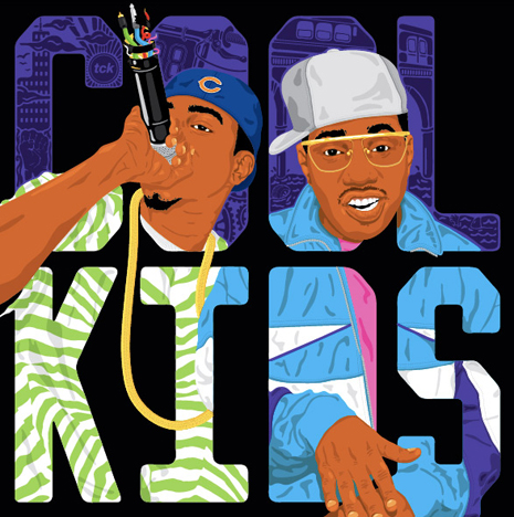 mikey rocks and chuck inglish have reunited as the cool kids - Cool Pictures For Kids