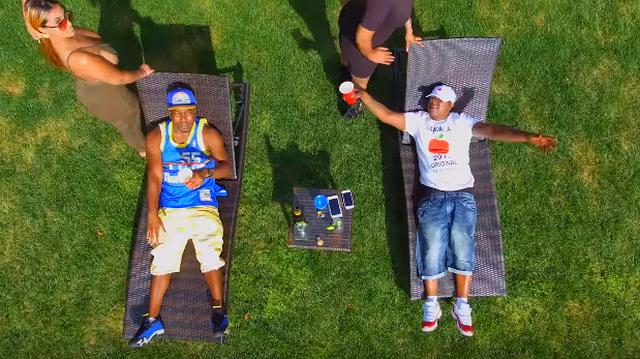 jadakiss nino man one dance oui freestyle video