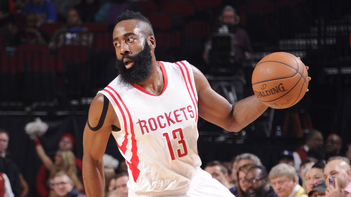 JamesHardenisOptimisticAboutHoustonRockets' Season