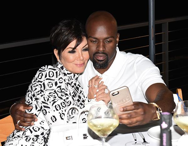 khloe kardashian grills corey gamble over kris jenner ftr
