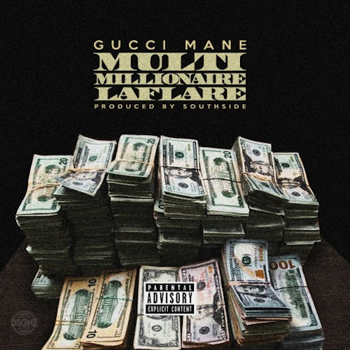 "Gucci Mane Grabs Southside For New ""Multi Millionaire Laflare"" Track"