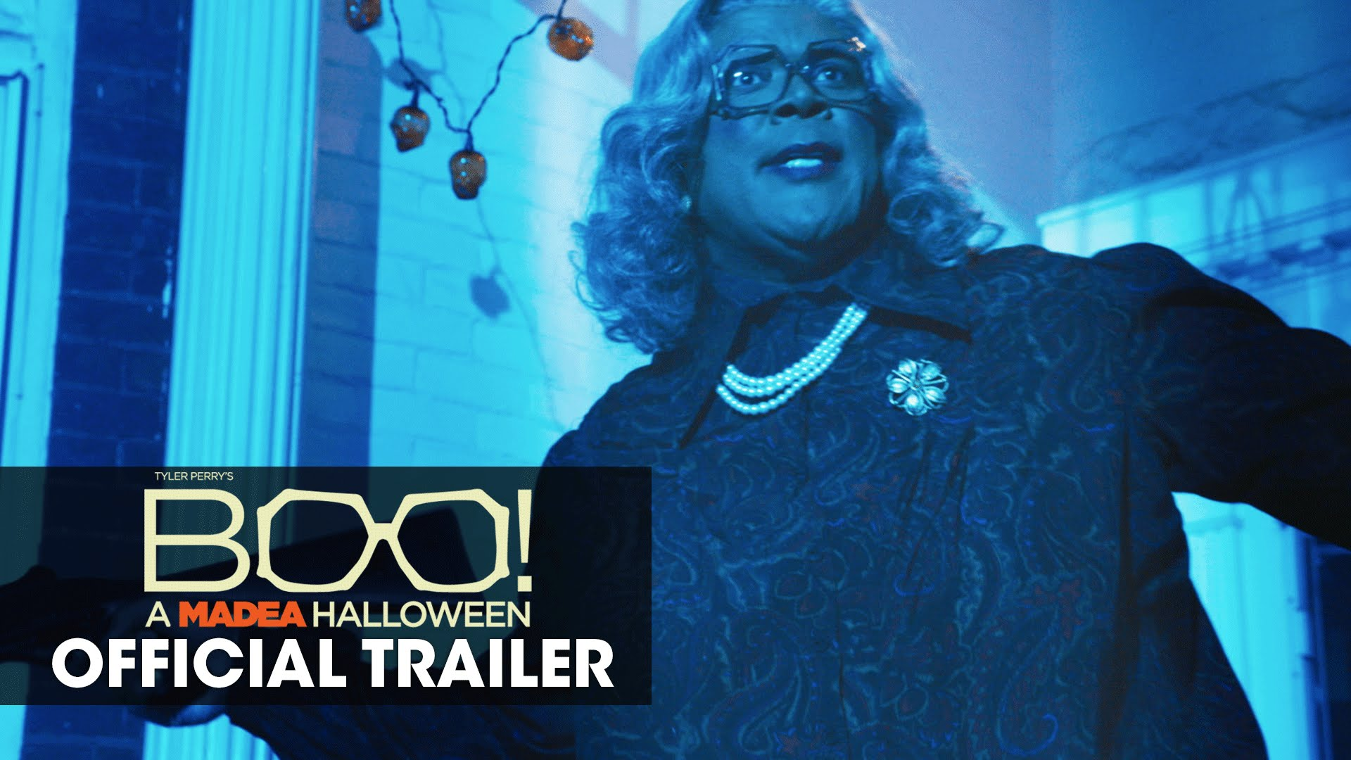 Watch] Trailer Released for BOO! A Madea Halloween | The Source