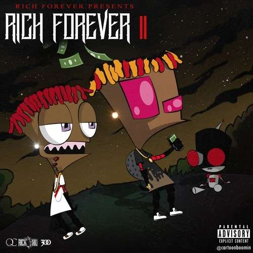 Rich The Kid Delivers 'Rich Forever 2' Mixtape