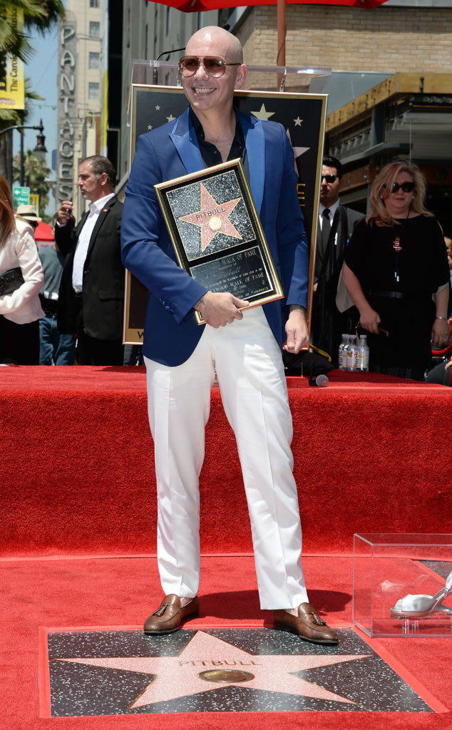 rs   pitbull walk of fame