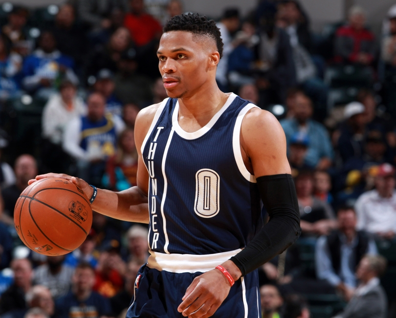 Russell Westbrook to Remain in OKC, Despite Kevin Durant's Depature